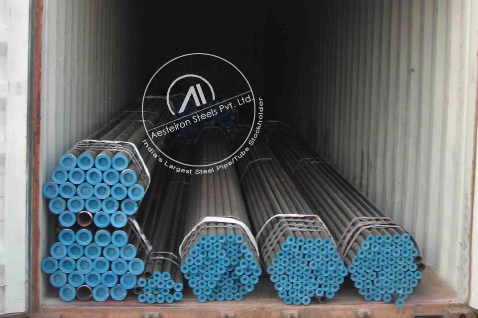 ASTM A513 Grade 4130 Alloy Steel Tube in Aesteiron Steel Stockyard