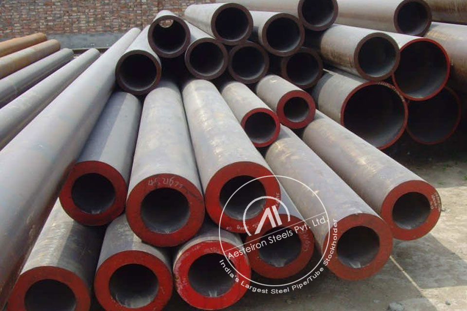 ASTM A513 Grade 8620 Alloy Steel Tube in Aesteiron Steel Stockyard
