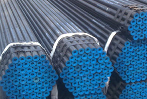 ASTM A213/ ASME SA213 T5b Chrome Moly Seamless Tubes packed in Aesteiron Steel's stockyard