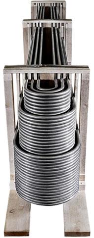 IBR/ NON IBR Heat Exchanger Tube