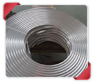 ASTM A213 T24 Pan Cake Coils