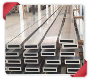 ASTM A213 T17 Rectangular Tubes