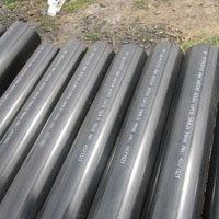 AS SMLS Pipe, ASTM A333 GR B, SCH STD, 12 IN