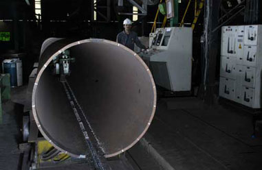 SAW Pipe Manufacturer in India