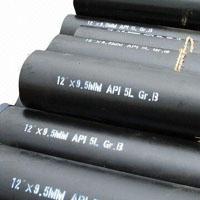Seamless Steel Pipe, API 5L Gr.A, Gr.B