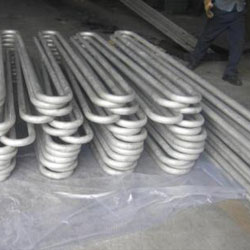 SS 301 Heat Exchanger Tube