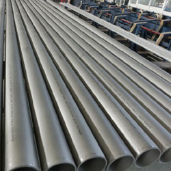 Cold drawn seamless SS 321 tubing (CDS)