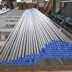 SS 301 Cold Drawn Seamless pipe