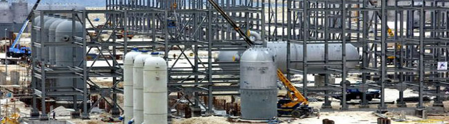 Supplied Steel Pipes & Tubes to LNG Project in Iran