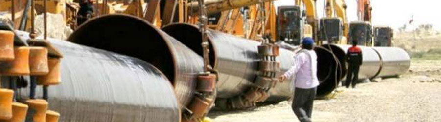 Supplied Steel Pipes & Tubes to LNG Project in Philippines