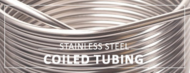 SS Coiled Tubing/Tubes