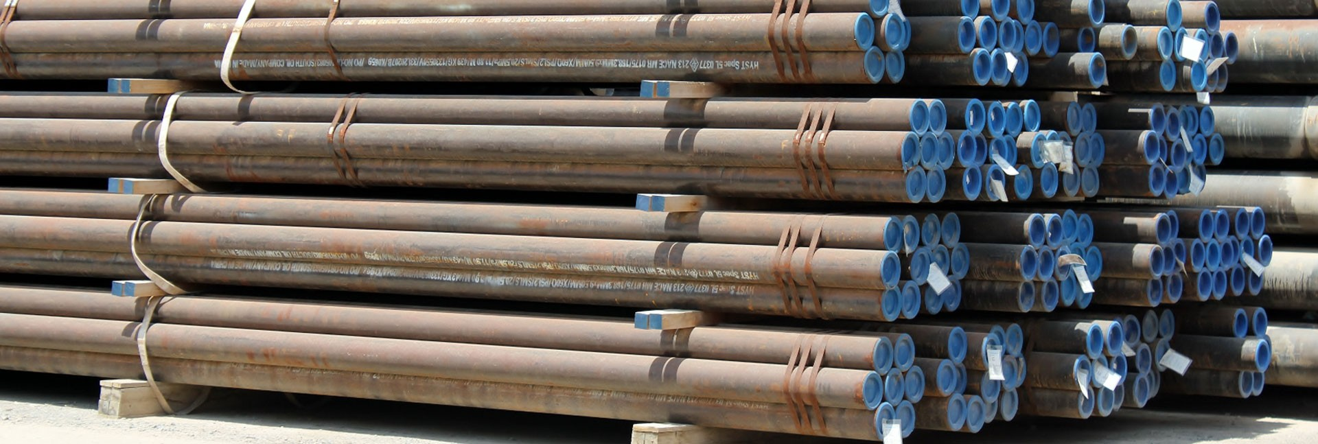 Specialist in API X42/X46/X52/X56/X60/X65/X70 Carbon Steel Line Pipe in PSL-1 & PSL-2